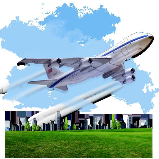 Travel Airplane