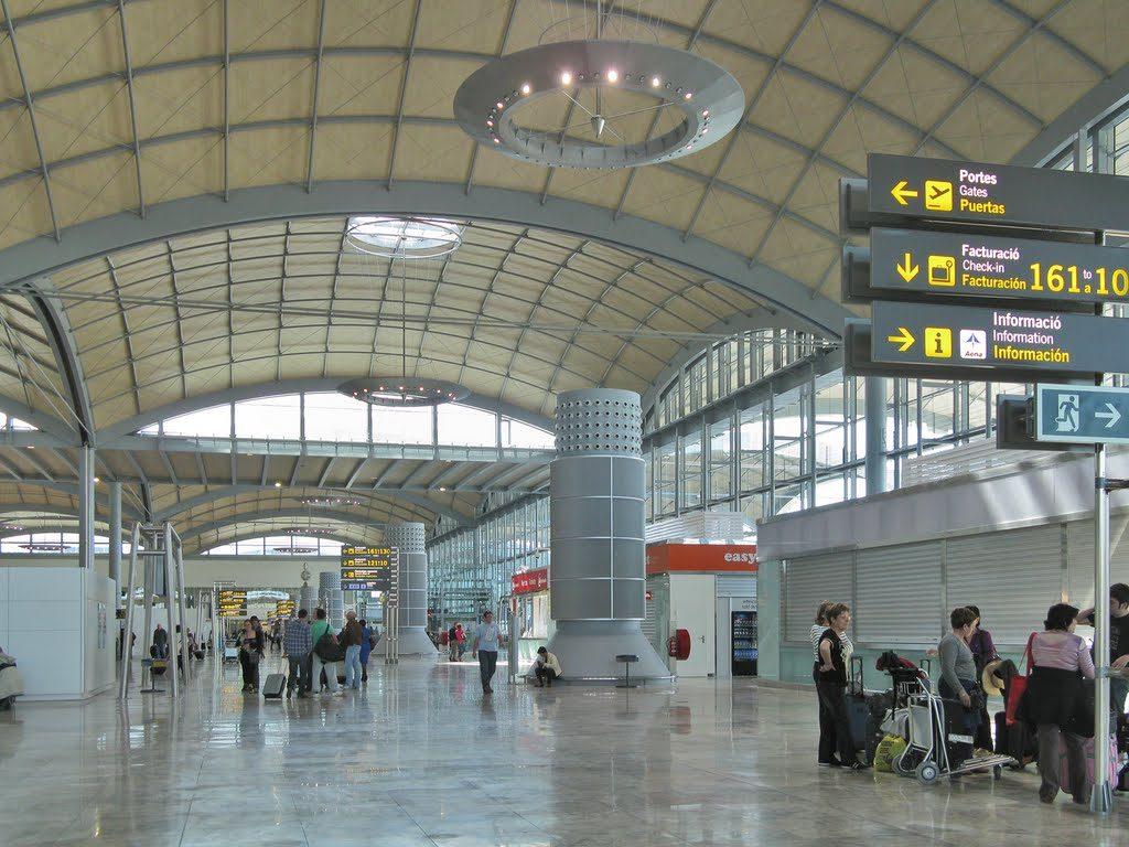 Alicante-Elche Airport Terminal-1