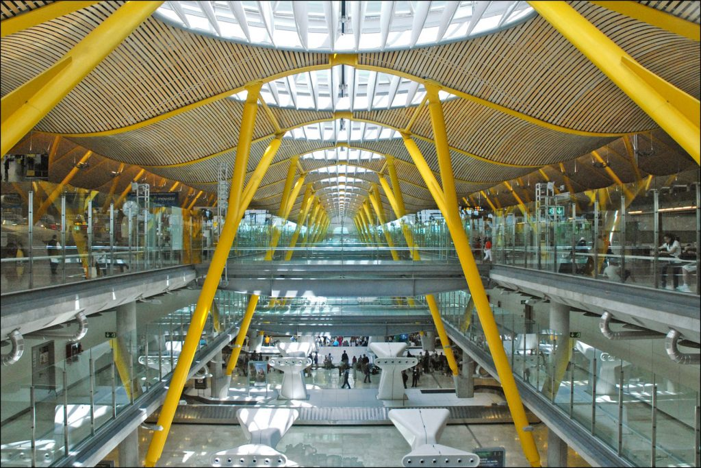 The Top Spanish Airports In Demand